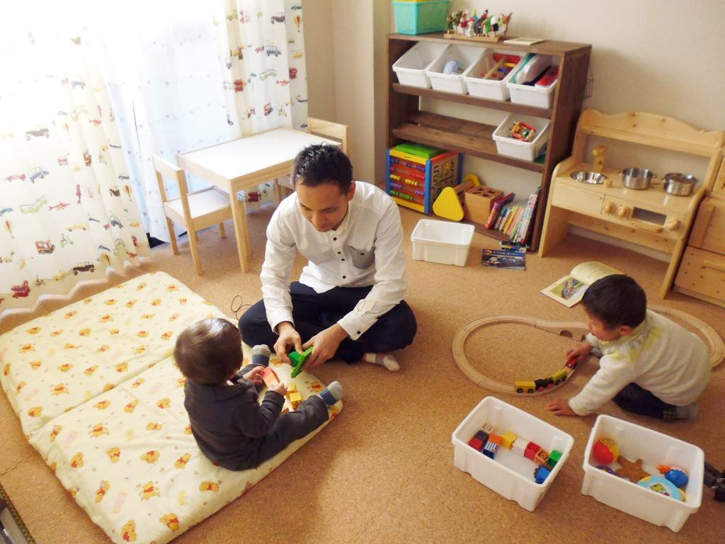 健康な妊活サポートは子供達の健康の応援でもあります。